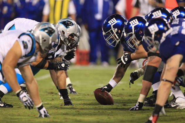 Giants vs Panthers: Latest Chatter on Twitter